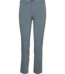 classic skinny pant3 byxa med raka ben grå theory