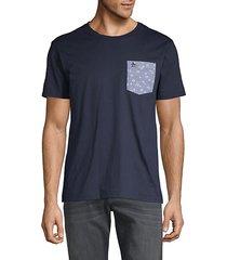 short-sleeve cotton pocket tee