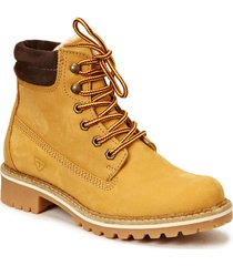 boots shoes boots ankle boots ankle boot - flat gul tamaris