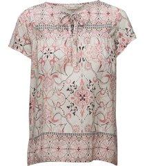 backb blouse blouses short-sleeved roze odd molly