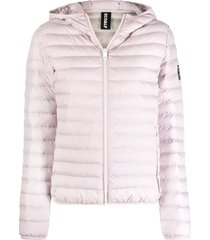 ecoalf atlantic recycled polyester jacket - purple