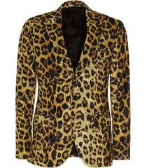 babou velvet jacket