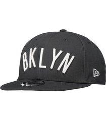 boné new era nba brooklyn nets 950 chumbo