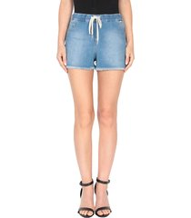 scee by twinset denim shorts