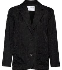 slfflora l/s blazer g blazers over d blazers svart selected femme