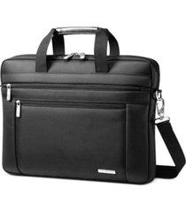 samsonite shuttle laptop briefcase