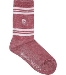 alexander mcqueen short socks