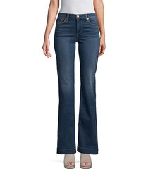 7 for all mankind women's dojo london jeans - london dusk - size 26 (2-4)
