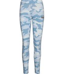tights leggings blå adidas originals