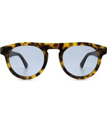 retrosuperfuture retrosuperfuture racer espresso sunglasses