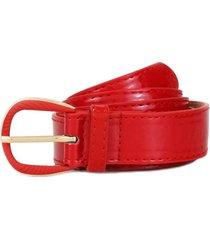 cinturon brooke rojo carven