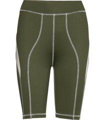 elena shorts cykelshorts grön wood wood