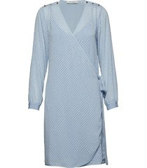 dress korte jurk blauw sofie schnoor