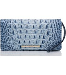 brahmin ombre melbourne leather annmarie wallet