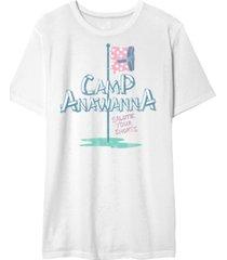 camp anawanna men's graphic t-shirt
