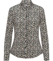 &co woman and co blouse lotte animal pine