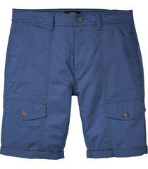 shorts elasticizzati regular fit (blu) - bpc bonprix collection