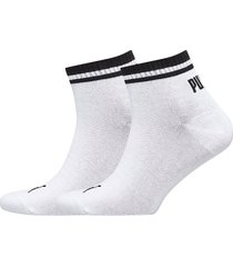 puma heritage quarter 2p underwear socks regular socks vit puma