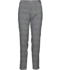 leisure trousers lon byxa med raka ben grå taifun