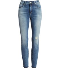 women's sts blue ellie distressed high waist skinny jeans