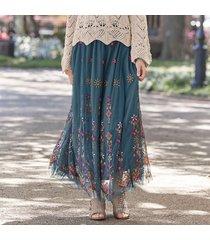cosima maxi skirt