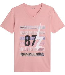 camiseta hombre awesome things