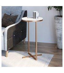 mesa alta para sala de estar artesano volpi cobre