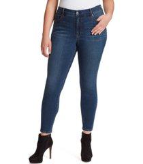 jessica simpson trendy plus size adored skinny jeans