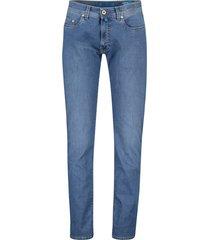 jeans pierre cardin 5-pocket blauw