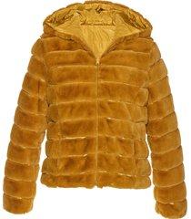 giacca trapuntata double face (marrone) - bpc selection