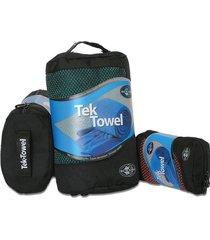 toalha super absorvente tek towel l sea to summit