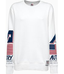 autry sweatshirt swxwa13w