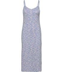 2x2 cotton mouline delkissa dresses bodycon dresses blå mads nørgaard