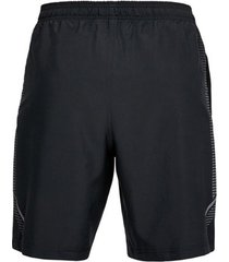 korte broek under armour ua woven graphic short 8'' 1309651-001