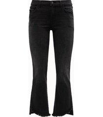 j brand jeans selena in denim grigio