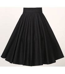 new women black suspender skirt adjustable strap swing skirt flippy skirt