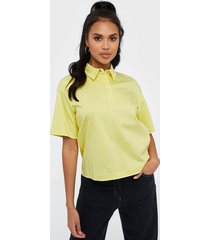 j lindeberg lucille-smooth jersey t-shirts