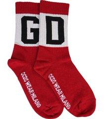 gcds socks with logo