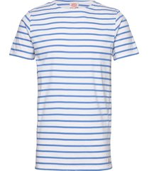 original breton striped shirt t-shirts short-sleeved blå armor lux