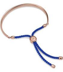 rose gold fiji friendship petite bracelet