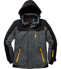 giacca tecnica invernale regular fit (grigio) - bpc bonprix collection