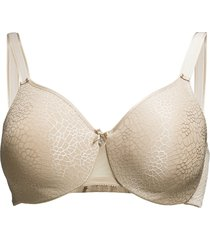co bra moulded lingerie bras & tops full cup beige chantelle