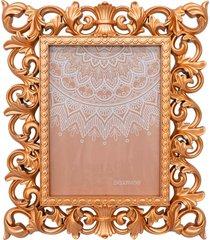 porta retrato minas de presentes 1 foto 15x20cm bronze - bronze - dafiti