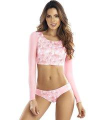 bikini coral rose 221/309