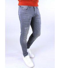 skinny jeans gabbiano denim ultimo skinny jeans rustic grey destroyed