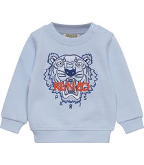 tiger jb b3 bb sweat-shirt trui blauw kenzo