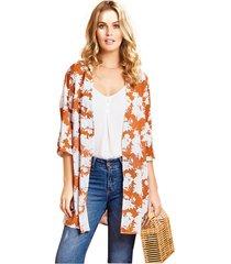 kimono adulto femenino estampado marketing  personal