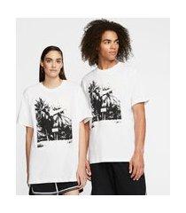 camiseta nike beach unissex