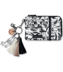 sakroots laguna card wallet