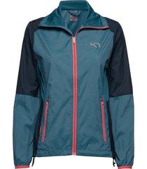 nora jacket outerwear sport jackets blå kari traa